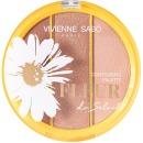 Vivienne Sabo палетка для лица Fleur du soleil, тон 01,9 г
