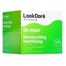 Look Dore матирующий гель-крем для проблемной кожи лица IB+MATT MOISTURIZING MATTIFYING GEL CREAM, 50 ml