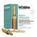 laCabine концентрированная сыворотка в ампулах для области шеи и декольте NECK & DÉCOLLETÉ AMPOULES, 10*2ml