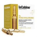 laCabine комплекс из 5 видов гиалуроновой кислоты в ампулах 5 x PURE HYALURONIC AMPOULES, 10*2ml