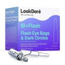 LookDore концентрированная сыворотка в ампулах для контура век IB+FLASH AMPOULES FLASH EYES, 10 x 2 ml