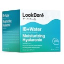 Look Dore гель-крем для интенсивного увлажнения IB+ WATER MOISTURISING HYALURONIC CREAM, 50 ml