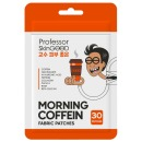 Professor SkinGOOD тканевые патчи с кофеином, 30 шт