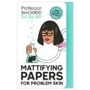 Professor SkinGOOD матирующие салфетки для проблемной кожи, 50 шт
