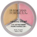 Physicians Formula пудра рассыпчатая 3 в 1 Mineral Wear, 19.5 г