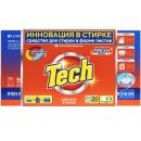 Tech LG средство для стирки fresh breeze в листах, 20 шт