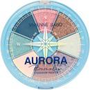 Vivienne Sabo палетка теней Aurora Borealis, тон 01,12 г