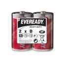 "батарейки ""Eveready"" D солевые, (пленка), 2 шт"