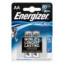 "батарейки ""Ultim Lithium"" AA литиевые, 2 шт"
