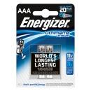 """батарейки """"Ultim Lithium (FR03/L92)"""" AAA литиевые, 2 шт"""