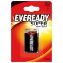 "батарейка ""Eveready Super Heavy Duty 9V"" крона, солевая, 1 шт"