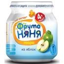 """пюре """"Яблоко"""" с 4 месяцев, 100 г"""