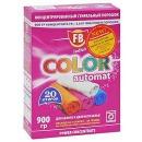 """стиральный порошок """"Color"""" сильно концентрированный автомат для белого и цветного белья, 900 г"""