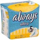 """Always прокладки """"Light Single"""" женские гигиенические, 10 шт"""