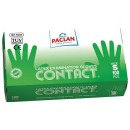 "Paclan Перчатки ""Contact"" из латекса, размер S 100шт"