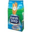 """наполнитель для кошек """"Тройной контроль запахов"""" впитывающий, 3.2 кг"""