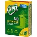 биоактиватор для дачных туалетов и септиков, саше, 4 шт