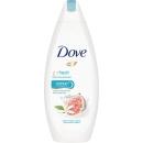 """Dove крем-гель для душа """"Инжир и лепестки апельсина"""", 250 мл"""