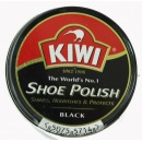 Kiwi крем для обуви в банке, тон черный, 50 мл