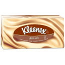 "Kleenex салфетки в коробке ""Ultrasoft"", 56 шт"