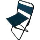 стул туристический складной 31x29x50 см