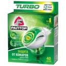 комплект от комаров TURBO 40 ночей, 1 шт