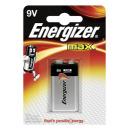 """Energizer батарейка алкалиновая """"MАХ 522/9V"""" 6LR61, 1 шт"""