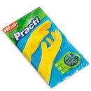"""перчатки резиновые """"Professional"""" желтые"""