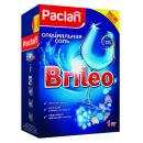 """соль для посудомоченых машин """"Brileo"""", 1 кг"""