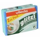 """губка """"Glitzi"""" для посуды, 2 шт"""