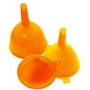 Хозяюшка Мила набор воронок для пищевых продуктов пластиковые, 3 шт