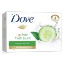 """Dove крем-мыло """"Прикосновение свежести"""", 135 г"""