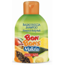 "Malizia шампунь и пена для душа ""BON BONS. Exotic Twist"" 2 в 1, 500 мл"