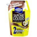 "мыло жидкое ""Milmil Fresca Vitalita. Coconut&Vanilla"", 2 л"