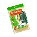 чехол для хранения одежды полиэтиленовый на молнии 60 х 90 см