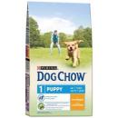 """Dog Chow puppy корм для щенков """"Курица"""", 2.5 кг"""