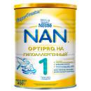 Гипоаллергенный 1 OPTIPRO HA Сухая молочная смесь для детей с рождения, 400 г