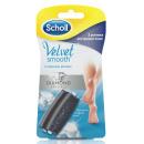 Scholl сменные насадки экстражесткие для электрической роликовой пилки, 2 шт