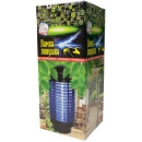 лампа-ловушка от летающих насекомых 12 x 12 x 28 см 220 В