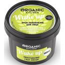 """крем-увлажнение для лица """"Organic Kitchen. Wake up"""", 100 мл"""