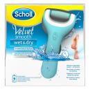 "Scholl роликовая пилка ""Velvet Smooth Wet&Dry"" с аккумулятором"