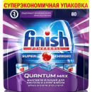 """finish таблетки для посудомоечных машин """"Quantum Max"""""""