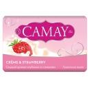 """Camay мыло туалетное """"Клубника со сливками"""", 85 г"""