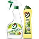чистящее средство для кухни 500 мл + крем