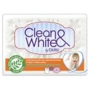 """мыло хозяйственное """"Clean & White"""" для стирки детского белья, 125 г"""