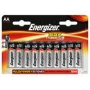 "Energizer батарейка алкалиновая ""MAX"" LR06 тип АА, 1.5V, 16 шт"