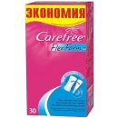 "Carefree салфетки ""FlexiForm"" воздухопроницаемые, 30 шт"