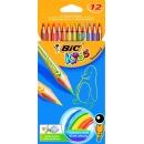 цветные пластиковые карандаши