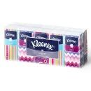 """Kleenex платочки носовые """"Original"""" белые, 10*10 шт, 10 x 10 шт"""