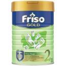 """Friso молочная смесь """"Фрисо 2 Gold"""" с пребиотиками, 6-12 месяцев, 400 г"""